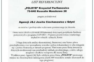 POLRYB Krzysztof Parfianowicz